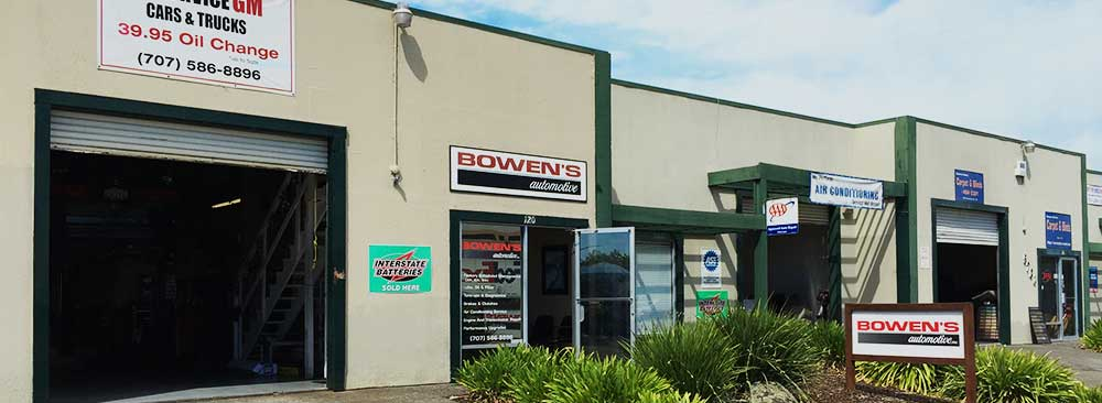 Bowen's Automotive SLO