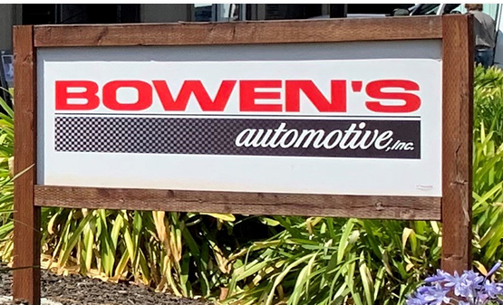 Welcome to Bowen's Automotive